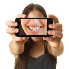 Envia'ns una selfie